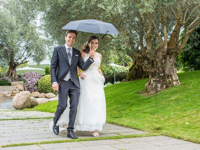 La boda de Julián y Iria en Abegondo, A Coruña 40