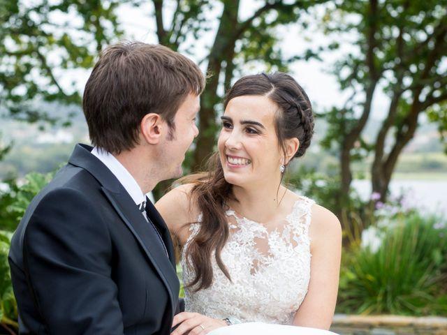 La boda de Julián y Iria en Abegondo, A Coruña 41