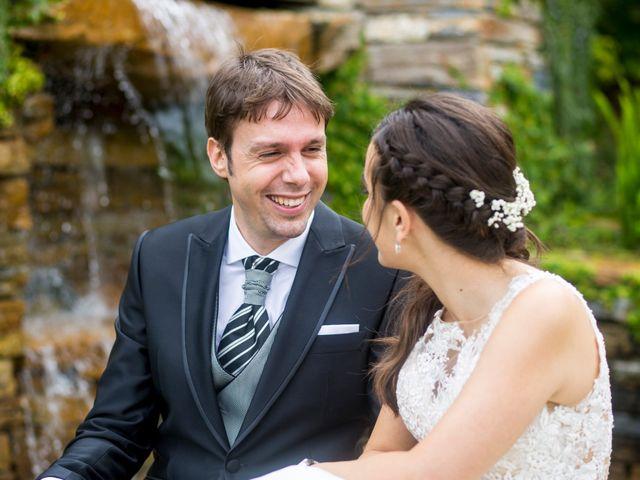 La boda de Julián y Iria en Abegondo, A Coruña 42