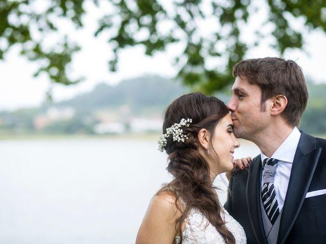 La boda de Julián y Iria en Abegondo, A Coruña 44