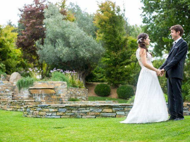 La boda de Julián y Iria en Abegondo, A Coruña 2