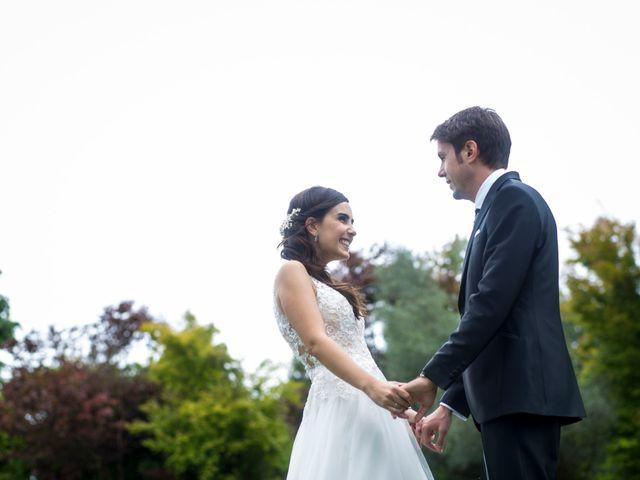 La boda de Julián y Iria en Abegondo, A Coruña 45