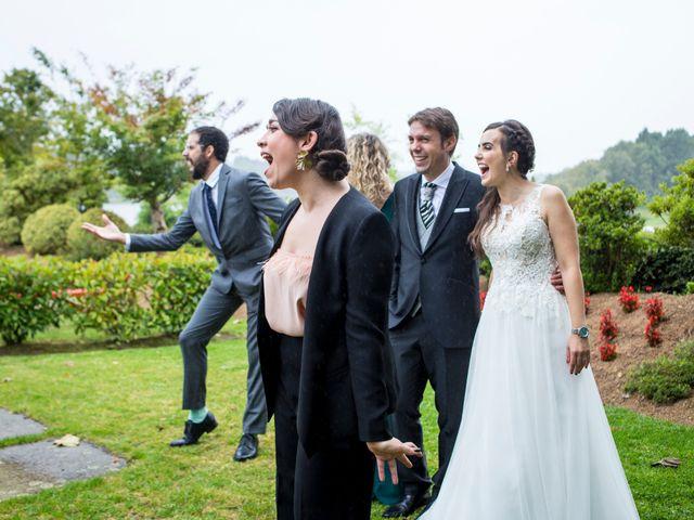 La boda de Julián y Iria en Abegondo, A Coruña 48
