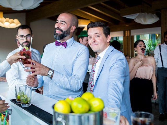 La boda de Julián y Iria en Abegondo, A Coruña 56