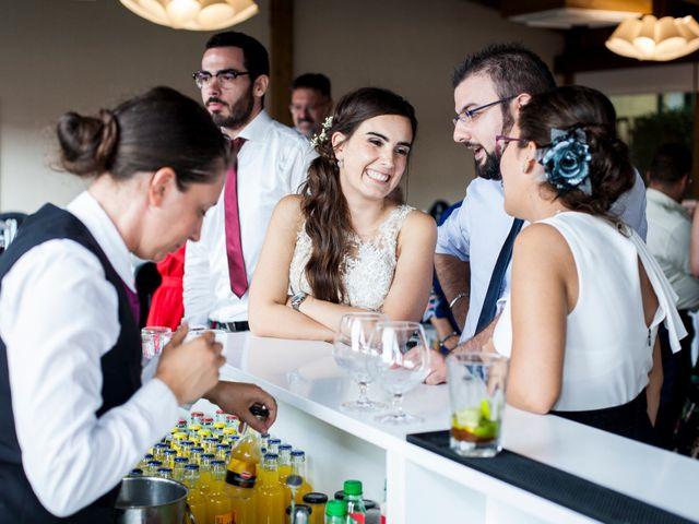 La boda de Julián y Iria en Abegondo, A Coruña 58