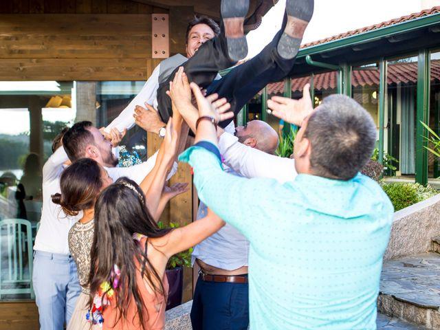 La boda de Julián y Iria en Abegondo, A Coruña 69
