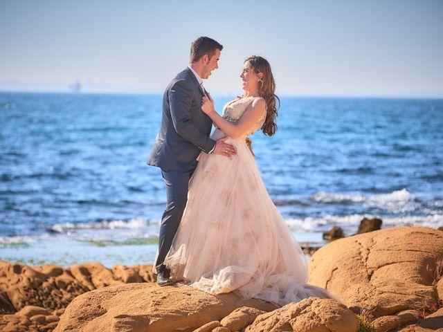 La boda de Raúl y Lorena en Alacant/alicante, Alicante 3