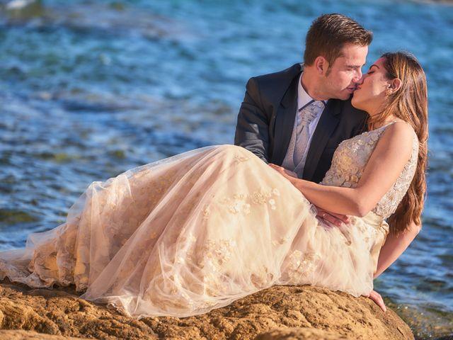 La boda de Raúl y Lorena en Alacant/alicante, Alicante 8