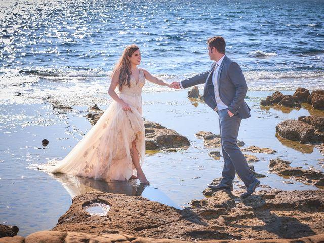 La boda de Raúl y Lorena en Alacant/alicante, Alicante 1
