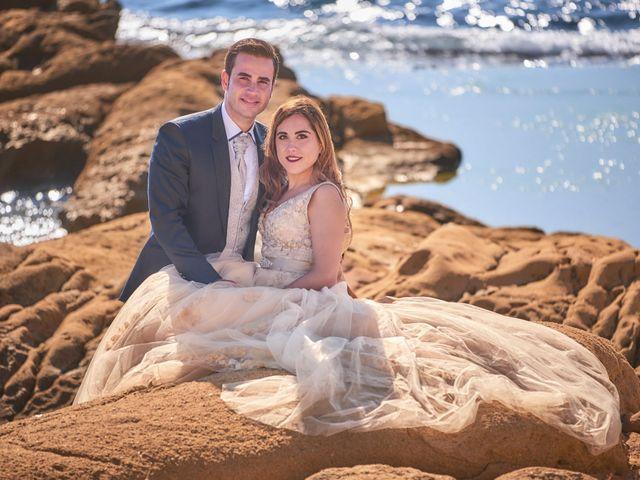 La boda de Raúl y Lorena en Alacant/alicante, Alicante 22