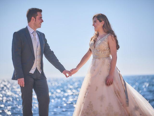 La boda de Raúl y Lorena en Alacant/alicante, Alicante 23