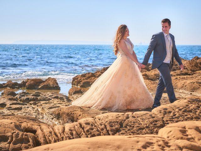 La boda de Raúl y Lorena en Alacant/alicante, Alicante 7