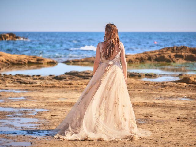 La boda de Raúl y Lorena en Alacant/alicante, Alicante 24