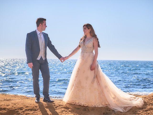 La boda de Raúl y Lorena en Alacant/alicante, Alicante 26