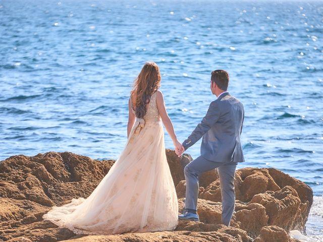La boda de Raúl y Lorena en Alacant/alicante, Alicante 27