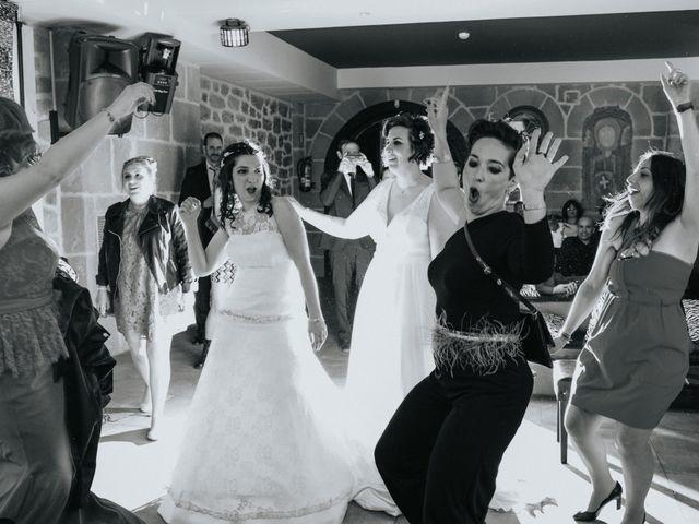 La boda de Marta y Tamara en Pedrola, Zaragoza 2