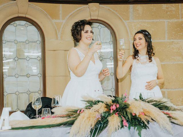 La boda de Marta y Tamara en Pedrola, Zaragoza 15