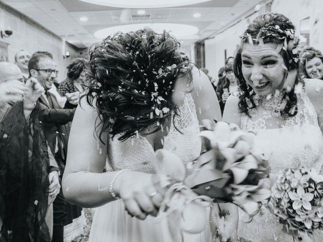 La boda de Marta y Tamara en Pedrola, Zaragoza 21