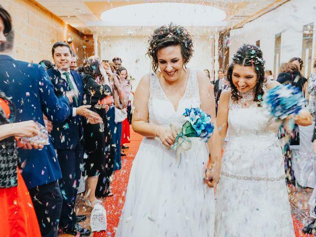 La boda de Marta y Tamara en Pedrola, Zaragoza 22