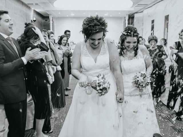 La boda de Marta y Tamara en Pedrola, Zaragoza 23