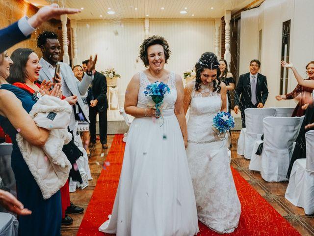 La boda de Marta y Tamara en Pedrola, Zaragoza 25