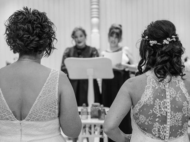 La boda de Marta y Tamara en Pedrola, Zaragoza 26