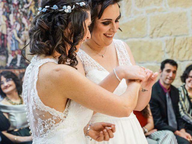 La boda de Marta y Tamara en Pedrola, Zaragoza 27