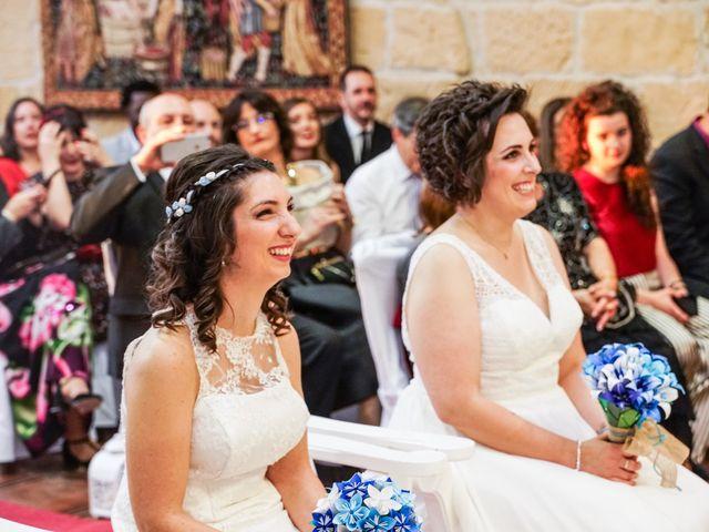 La boda de Marta y Tamara en Pedrola, Zaragoza 28