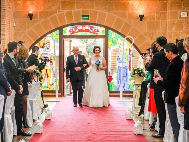 La boda de Marta y Tamara en Pedrola, Zaragoza 30