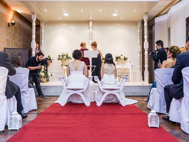 La boda de Marta y Tamara en Pedrola, Zaragoza 31