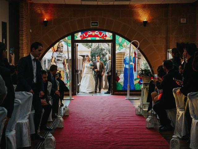 La boda de Marta y Tamara en Pedrola, Zaragoza 32