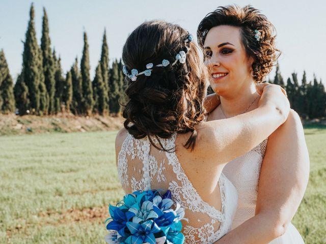 La boda de Marta y Tamara en Pedrola, Zaragoza 39