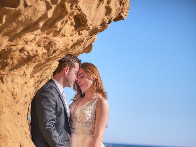 La boda de Raúl y Lorena en Alacant/alicante, Alicante 12