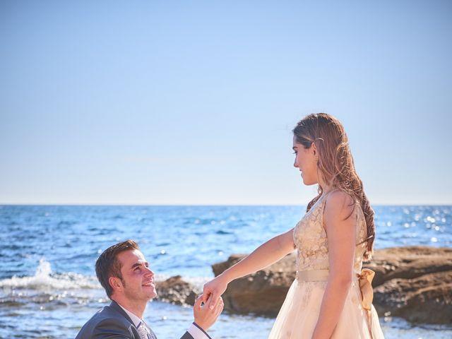 La boda de Raúl y Lorena en Alacant/alicante, Alicante 14