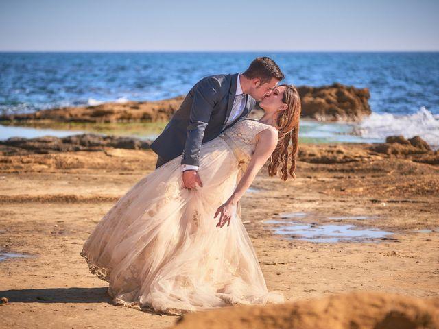 La boda de Raúl y Lorena en Alacant/alicante, Alicante 15