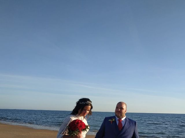 La boda de Javi y Ester en Huelva, Huelva 3