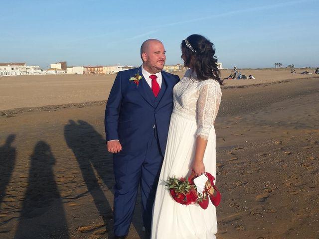 La boda de Javi y Ester en Huelva, Huelva 5