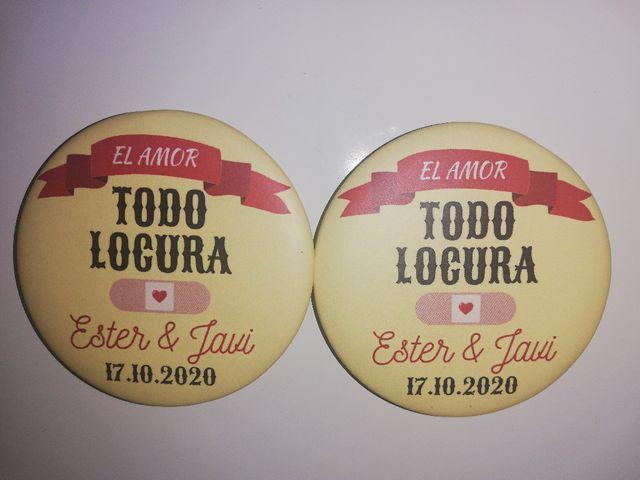 La boda de Javi y Ester en Huelva, Huelva 6