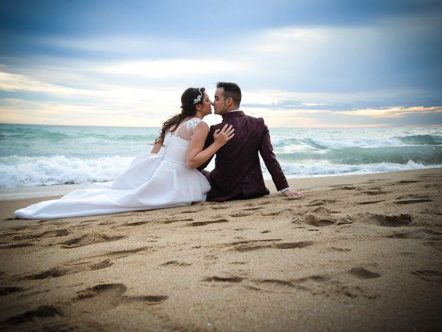 La boda de Noemi y Hector