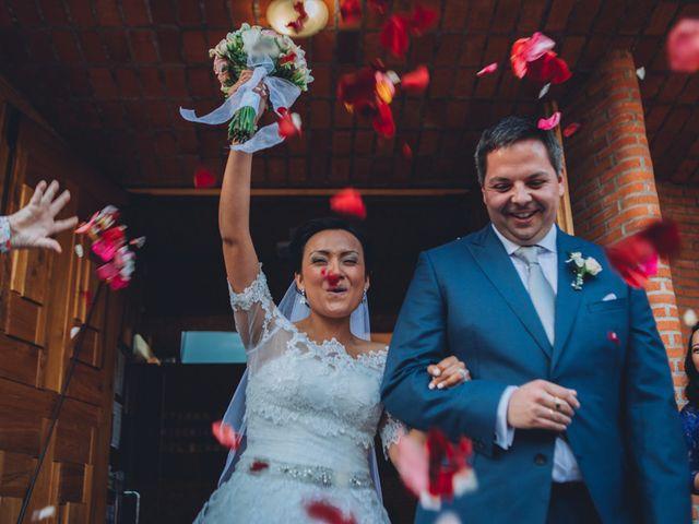La boda de Joany y Attila