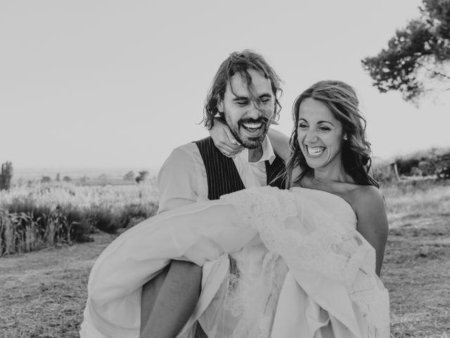 La boda de Gerard y Ruth en Almenara Alta, Lleida 34