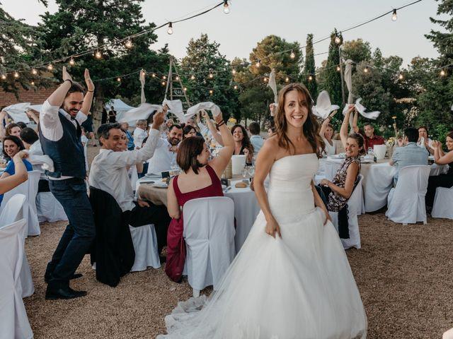 La boda de Gerard y Ruth en Almenara Alta, Lleida 35