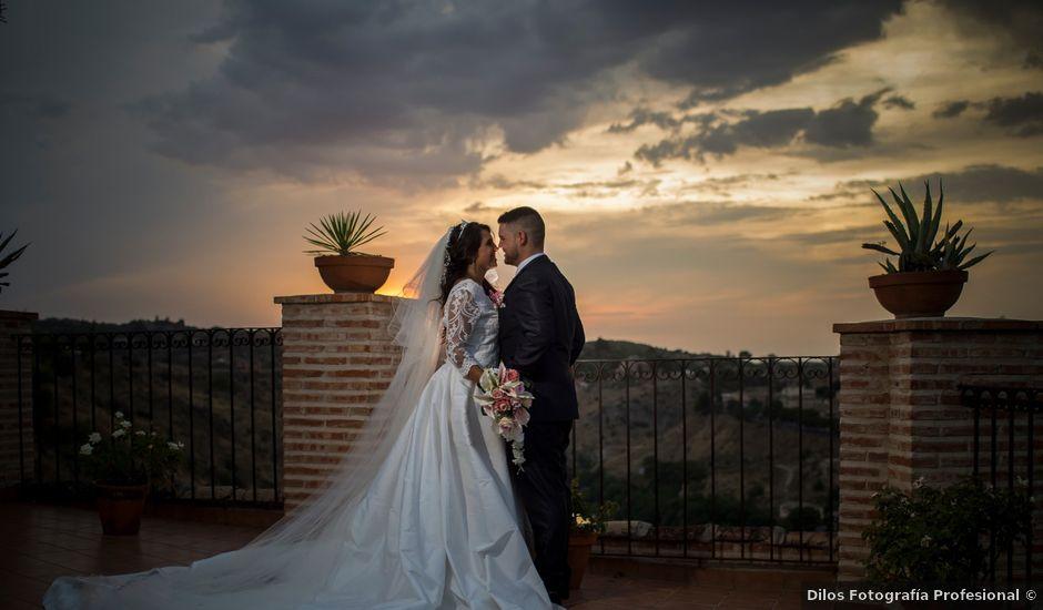 La boda de Nathaniel y Paola en Toledo, Toledo