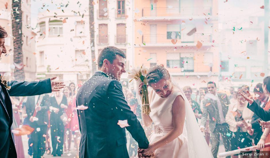 La boda de Juanjo y Alba en Calp/calpe, Alicante