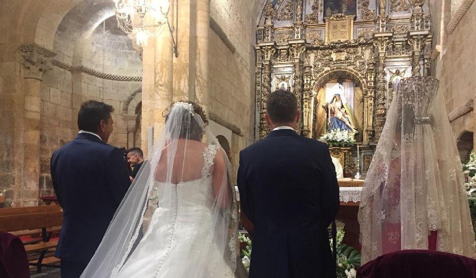 La boda de David y Sandra en León, León