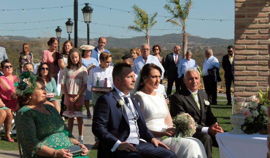 La boda de Manuel y Rocio en Los Barrios, Cádiz