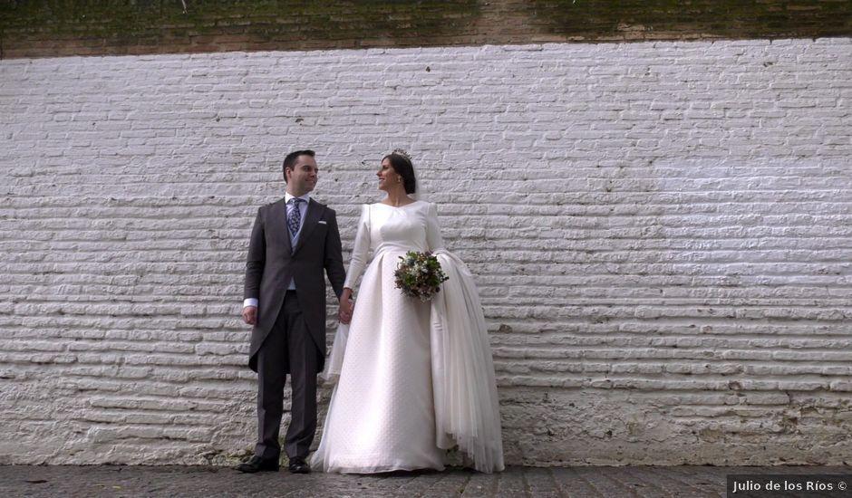 La boda de Ana y Jose en Sevilla, Sevilla