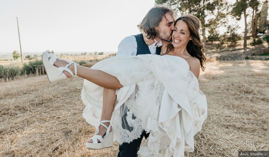 La boda de Gerard y Ruth en Almenara Alta, Lleida