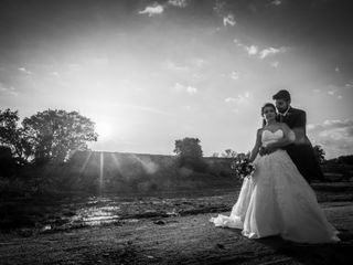 La boda de Patricia y Cristian