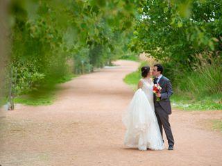 La boda de Núria y David